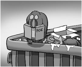 "Photo: Anchorage Press spot: ""Poe"""