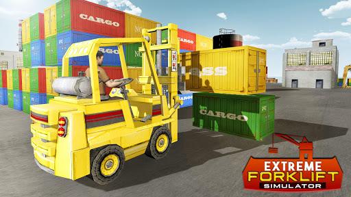 Extreme Forklift Simulator