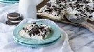 5-Ingredient Oreo™ Pie Bars
