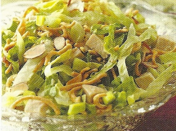 Chicken Chow Mein Salad Recipe