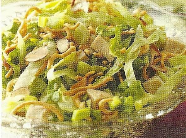 Chicken Chow Mein Salad Recipe