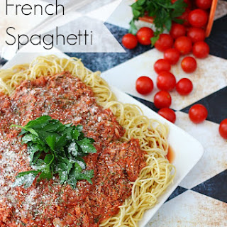 French Spaghetti { Review}