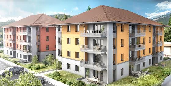 Vente appartement 3 pièces 64,88 m2