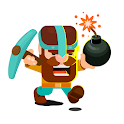 Dig Bombers: battle bomber arena PvP multiplayer icon