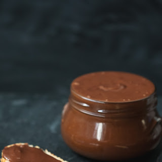 Homemade Almond Nutella