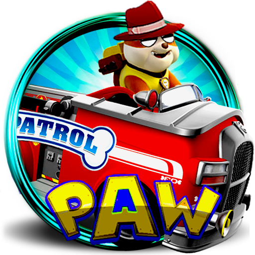 Paw Puppy Patral Race