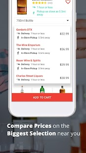 Drizly: Alcohol Delivery- screenshot thumbnail