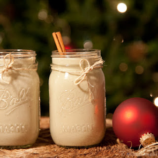 Homemade Vegan Egg Nog