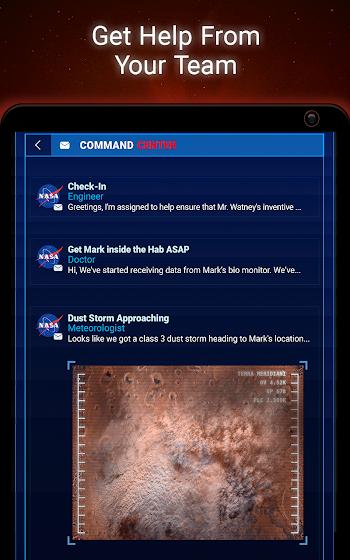 The Martian: Bring Him Home- screenshot