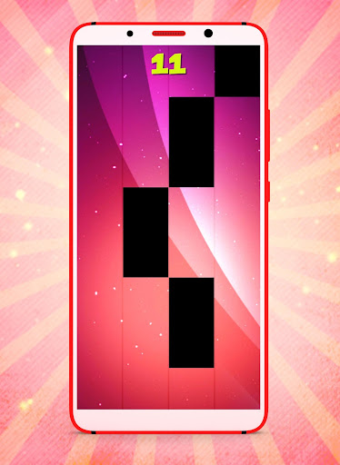 NLE Choppa Shotta Flow Fancy Piano Tiles - screenshot