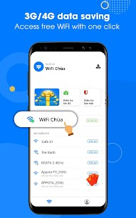 WiFi Chùa – Connect free hotspots 2