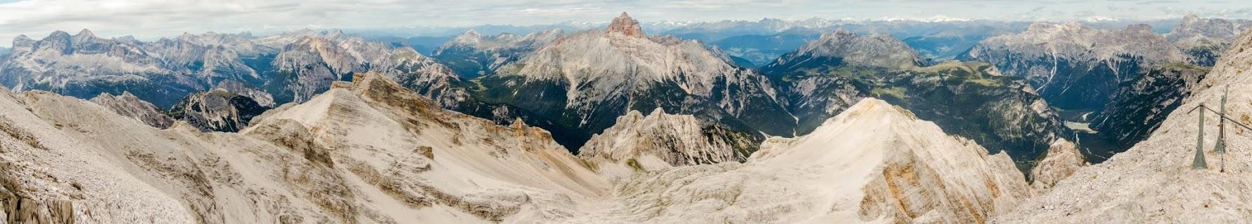 Concediu în Dolomiţi (Italia)