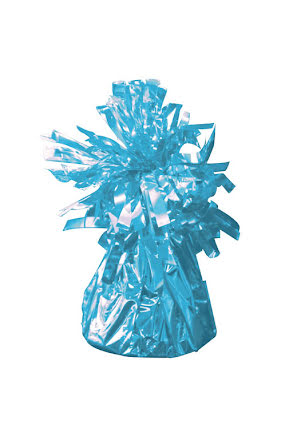 Ballongvikt, ljusblå 160g