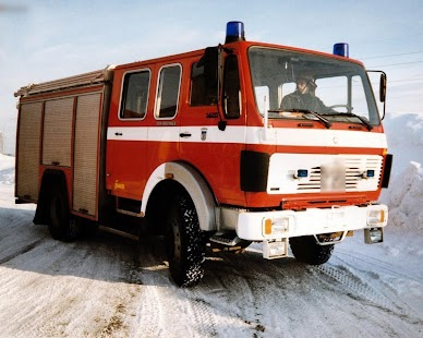 Wallpapers Mercedes NG Trucks - náhled