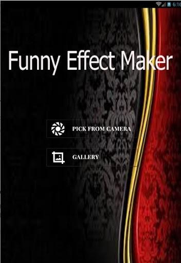 Funny Effect Maker