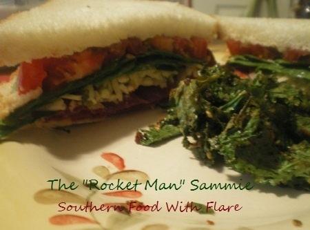 The Rocket Man Sammie Recipe