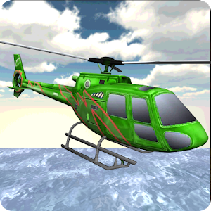 City Flight Helicoper Legend for PC and MAC