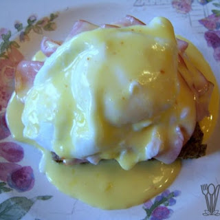 Eggs Benedict – Hollandaise Sauce Recipe