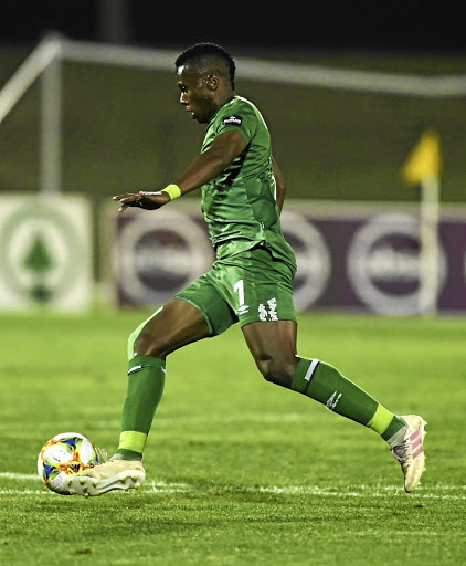 Bonginkosi Ntuli scored twice as AmaZulu beat Cape Town City 2-1 on Tuesday to register their first Absa Premiership win of the season.