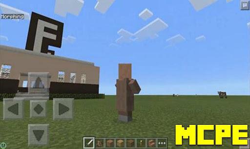Advance Morphing Mod for MCPE 1.0 screenshots 1
