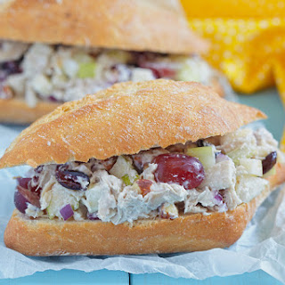 Chopped Chicken Sandwich Recipes