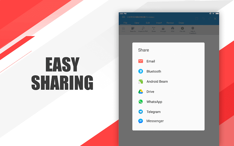 WPS Office - Word, Docs, PDF, Note, Slide & Sheet Screenshot 14