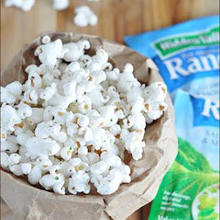 Ranch Popcorn.