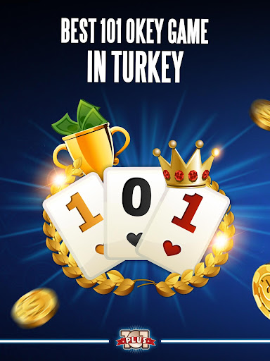 101 Yüzbir Okey Plus for PC