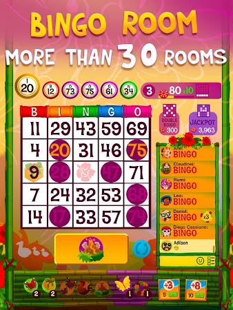 Praia Bingo + VideoBingo Free 16.09 screenshot 556210
