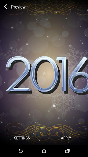 New Year 2016 LWP