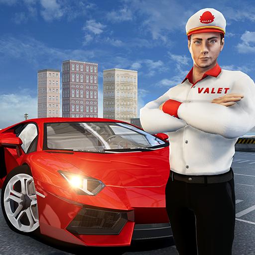 Valet Car Parking Manager : Rules of Parking (game)