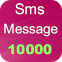 2021 Sms Message 10000 icon