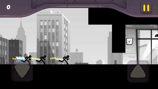 Stickman Crazy Runner - screenshot