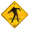 Drive with Zombies 3D icon
