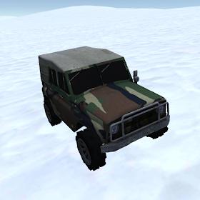 Внедорожный Сибирь