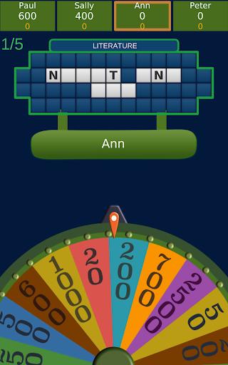 Word Fortune - Wheel of Phrases Quiz 1.17 screenshots 10