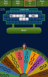 Word Fortune – Wheel of Phrases Quiz 10