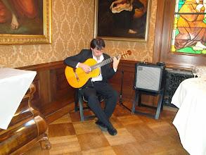 Photo: Alejandro Sancho, guitarrista argentino