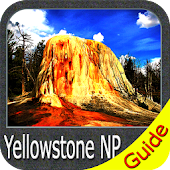 Yellowstone National Park GPS Map Navigator