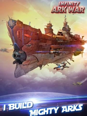 android Infinity - Ark War Screenshot 5