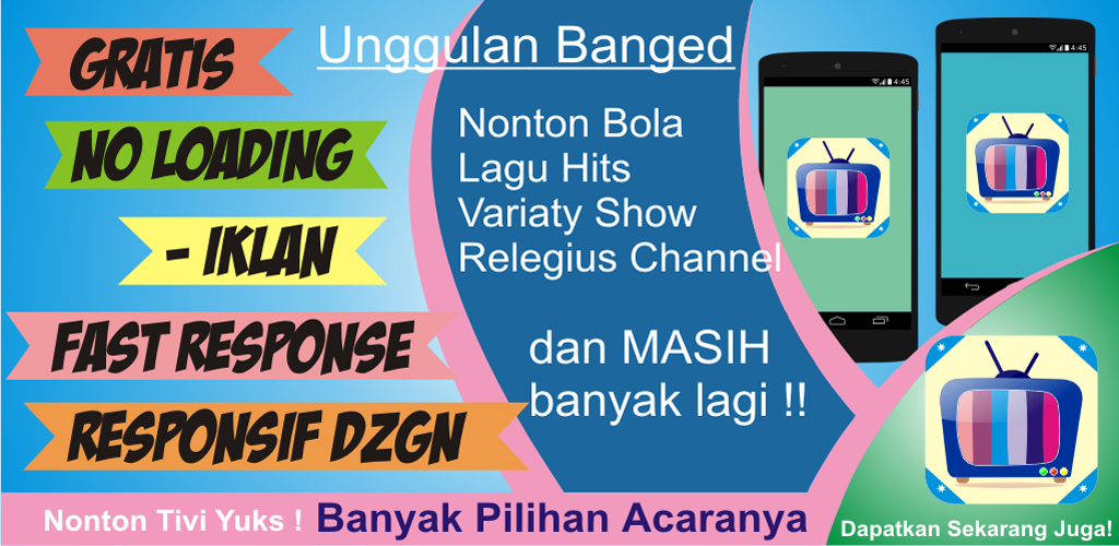 TV Indonesia Online Free