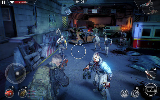 Left to Survive: Zombie Survival PvP Shooting Game 4.1.1 screenshots 7