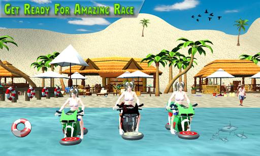 Water Surfer Racing In Moto apkmartins screenshots 1