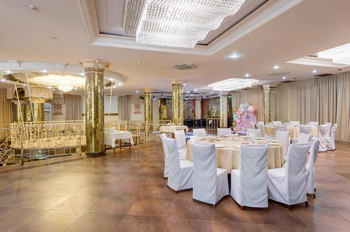 Фото №8 зала Salle de Banquet Champagne