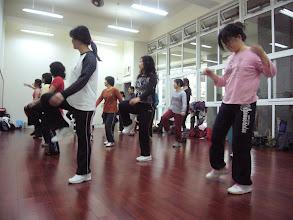 Photo: 20110326有氧舞蹈001