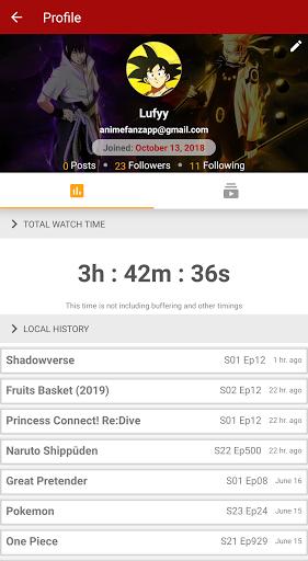 Anime Fanz Tube - Anime Stack  screenshots 3