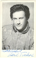 Photo: Karl TERKAL, östter. Kammersänger, Tenor (1919-1996)