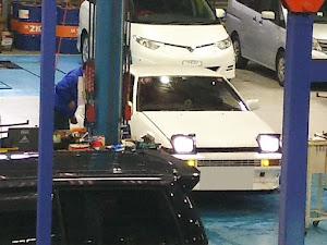 スプリンタートレノ AE86 60年式GT'APEXのカスタム事例画像 豊田蜂六さんの2021年01月24日17:54の投稿