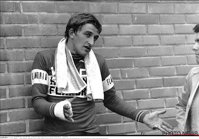 Freddy Maertens en Rik Van Looy beleefden een hoogdag op 15 mei in Vuelta