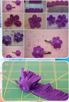 Step by step flannel flower - screenshot thumbnail 05
